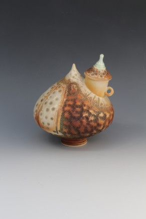 Geoffrey Swindell, Lidded Pot