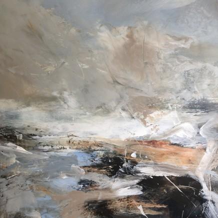 Erin Ward, Summer, Evening Clouds, 2019