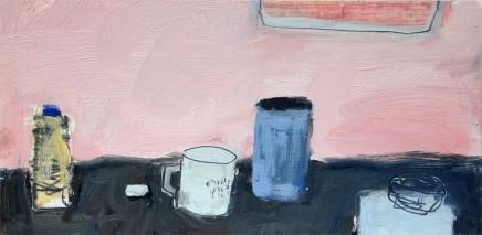 Craig Underhill, Windowsill Landscape II, 2014