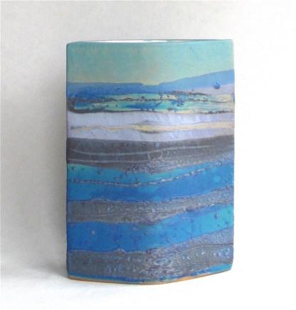 Sarah Perry, Seascape Ellipse, 2019