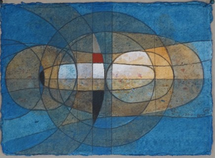Patrick Haughton, Oceanic Rhythm 7, 2020