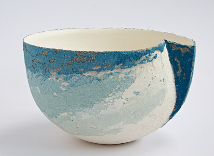 Clare Conrad, Bowl with Inset, 2018