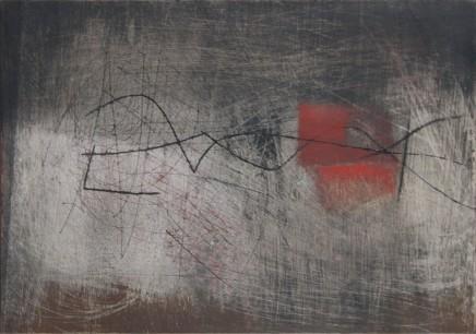 Alexander Mackenzie, Landscape Red, 1962
