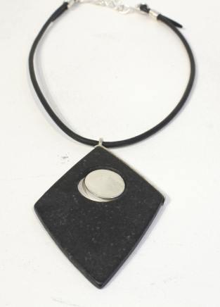 Helen Feiler, Pendeen Granite Pendant