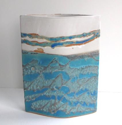 Sarah Perry, Seascape Ellipse, 2020