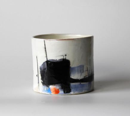 Thrown Vesse; 'Harbour II' Series, 2017