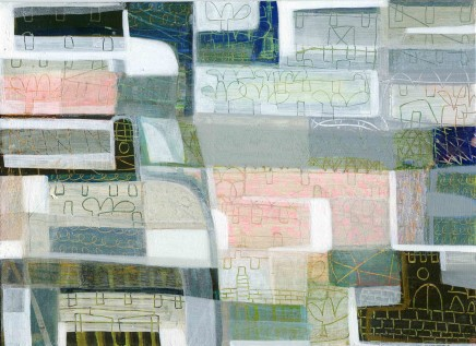 Anne Davies, From the Lighthouse to the Church, 2018