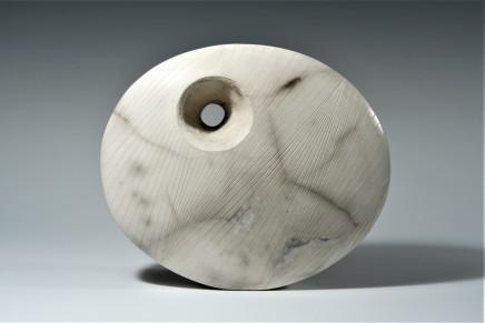 Antonia Salmon, Marbled Oval, 2020