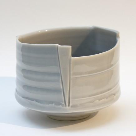 Carina Ciscato, Pale Blue-Grey Tea Bowl, 2012