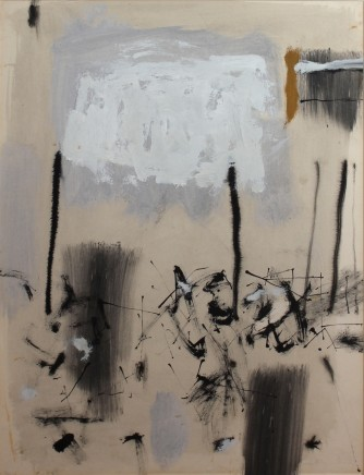 Trevor Bell RA, Untitled Abstract, 1959