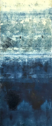 Suzanne Bethell, Prussian Blue II, 2020