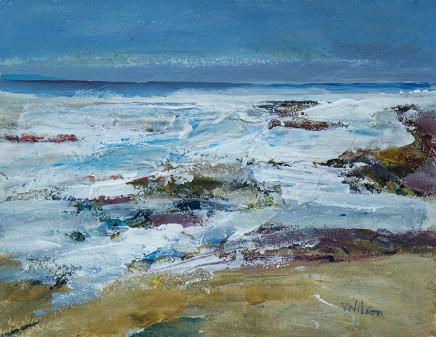 Pounding Waves, Thalland, 2014