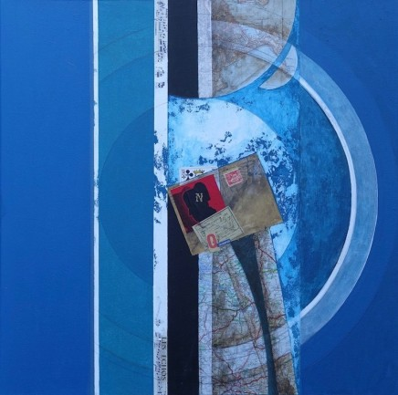 Patrick Haughton, Time & Tides: Echoes of the Past, 2018