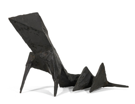 Lynn Chadwick CBE, Maquette XIII Beast , 1967 conceived