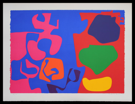 Patrick Heron CBE, January 1973 : 9, 1973