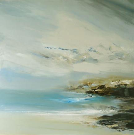 Jenny Hirst, Washed Sand, 2020