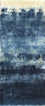 Suzanne Bethell, Prussian Blue 6, 2020
