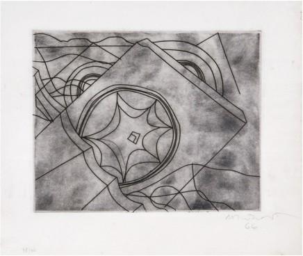 Ben Nicholson OM, Olympia (C.30), 1965