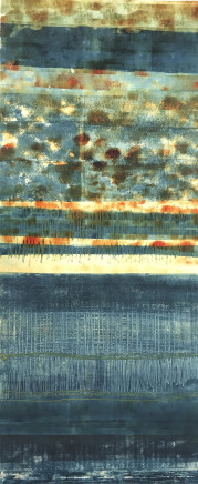 Suzanne Bethell, Prussian Blue 4, 2020