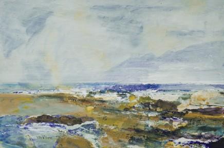Vincent Wilson, Tumbling Waves, 2014