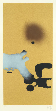 Victor Pasmore CH CBE, Points of Contact no. 37 (T&H G.16), 1982