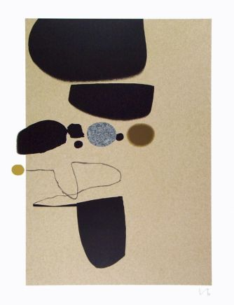 Victor Pasmore CH CBE, Points of Contact No. 25, 1974