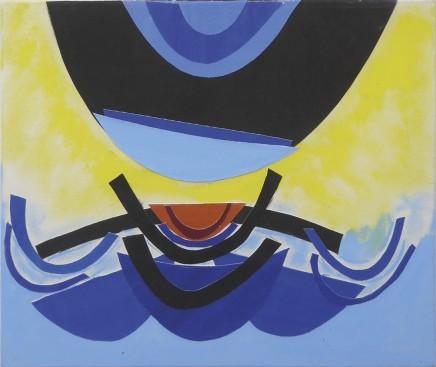 Sir Terry Frost RA, Newlyn Quay Rhythm, 2002