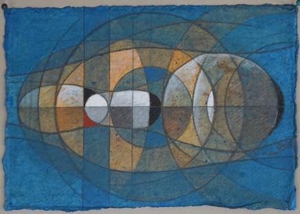 Patrick Haughton, Oceanic Rhythm 8, 2020