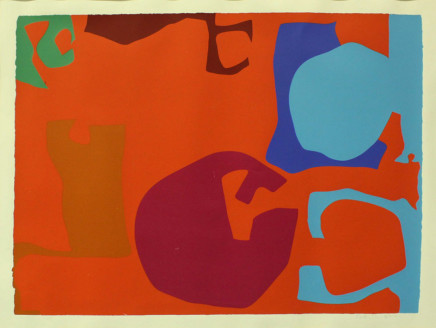 Patrick Heron, Untitled, 1971
