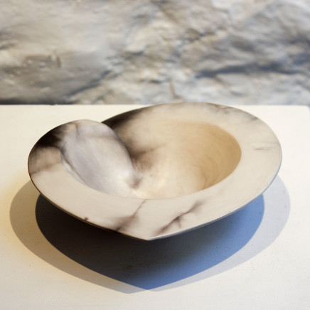 Antonia Salmon, Marbled Dervish Bowl, 2018