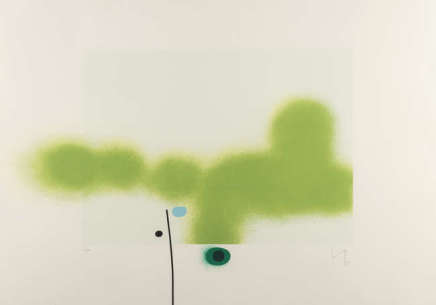 Victor Pasmore CH CBE, Untitled 8 (Lynton G66), 1990