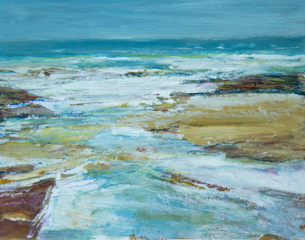 August Afternoon, Talland, 2014