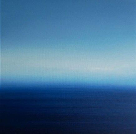 Martyn Perryman, Blue Eternity, St Ives Bay, 2020