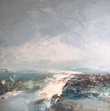 Erin Ward, Evening Sea, 2019