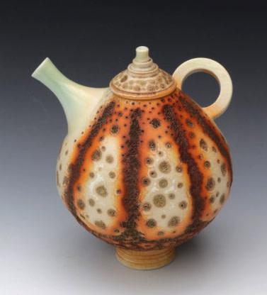 Geoffrey Swindell, Teapot, 2017