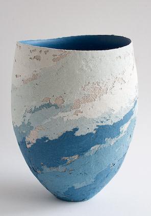 Clare Conrad, Large Vessel, 2019