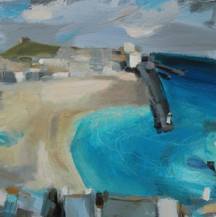 St Ives Harbour Blue Bay, 2017