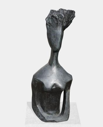 Margaret Lovell D.Litt. Hon FRBS RWA, Augustine Head, 1969