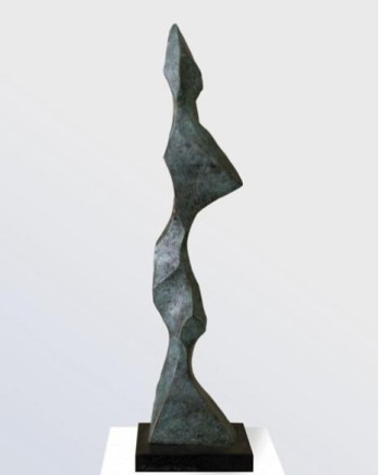 Margaret Lovell D.Litt. Hon FRBS RWA, Winged Spiral Tower, 1976