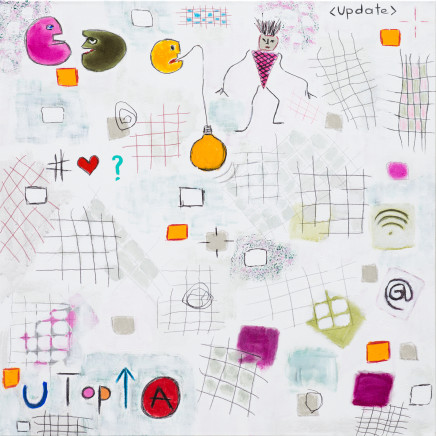 Pierre Gottfried Imhof, Utopia Update, 2016