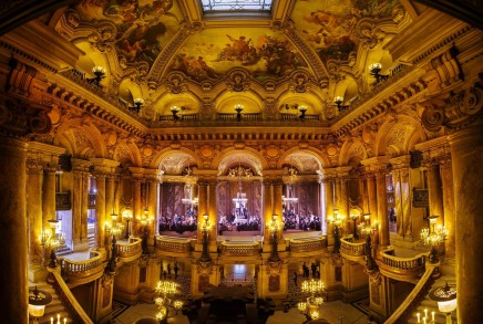 Opera Garnier Stella McCartney Spring/Summer 2015  Simon Procter  C-print  47.24 x 70.08 inches (120 x 178 cm)  Edition 4/10