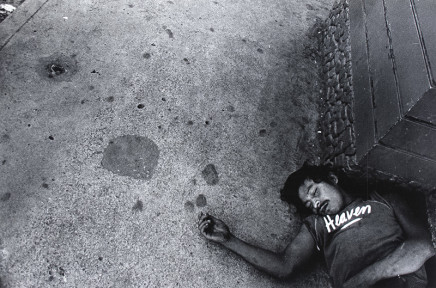 Larry Towell, Guatemala City, Guatemala, 1987