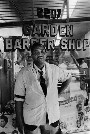 Dawoud Bey, Harlem, NY, 1975