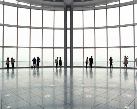 Marco Bohr, Mori Tower, 2003