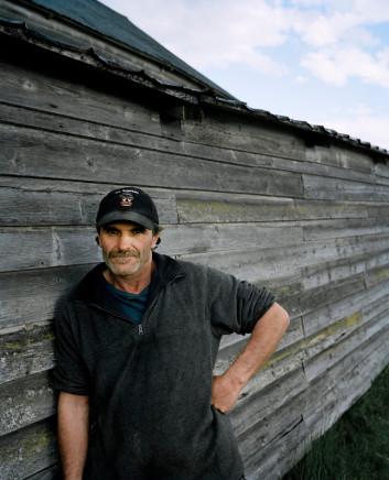 Bertrand Carrière, David Bond, Cap-des-rosiers, Gaspésie, 2010