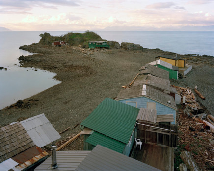 Scott Conarroe, Shacks Island, Pipers Lagoon, BC, 2010