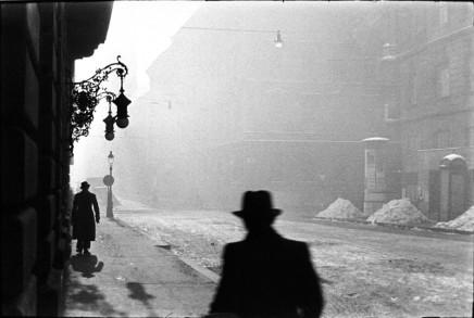 Gabor Szilasi, Budapest [winter], 1954-56