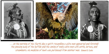 Jeff Thomas, Plate - 11 Who Was Batsi-hawutush (Medicine Crow)?, 2006