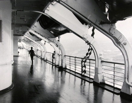 Harry Waddle, Boat Deck Patrol, circa 1952