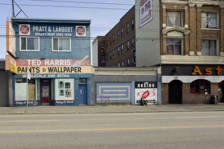 Geoffrey James, East Hastings, Vancouver, British Columbia, 2015